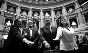 Jura de  María Azucena Ehcosor