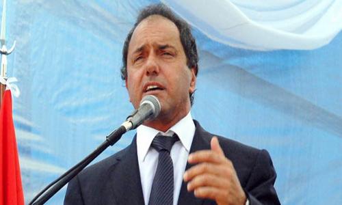 Pedido juicio politico a Scioli por caso Candela