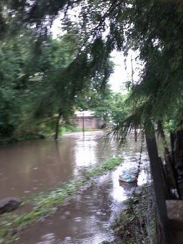 Arroyo Soto Hurlingham inundacion 1