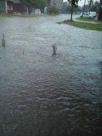 Hurlingham inundada 2