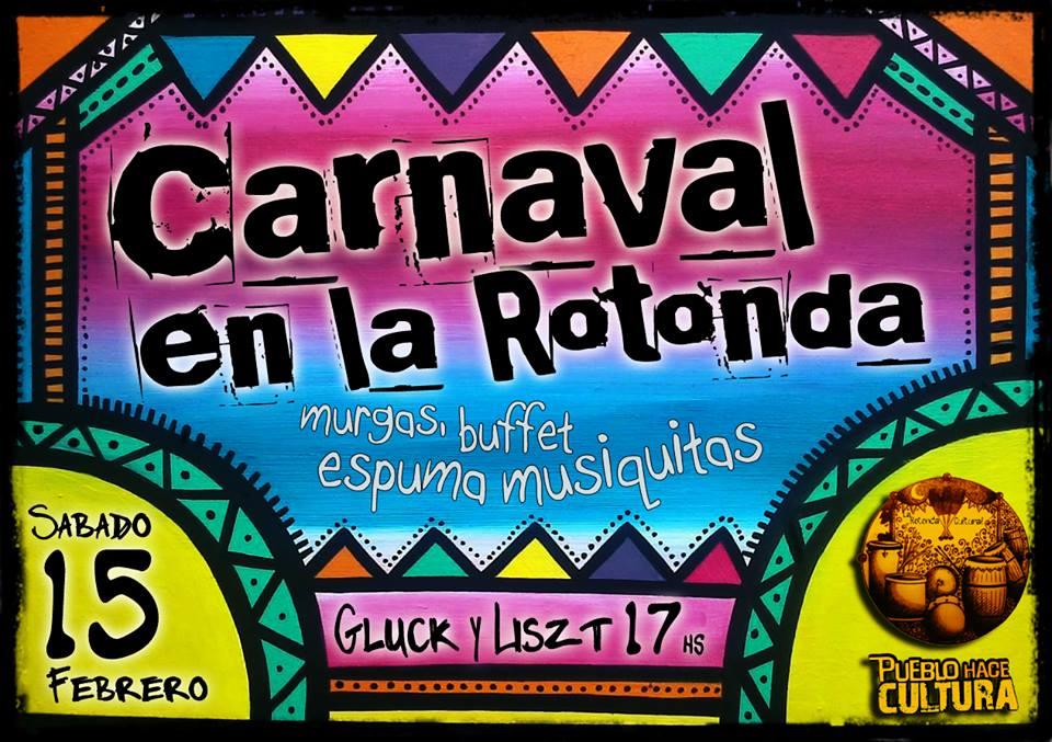 carnavales en la plaza