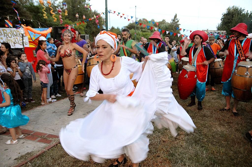 Carnaval en Hurlingham