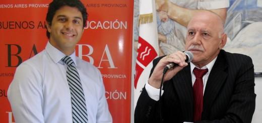 Mariano Puccio Director de la Unidad Ejecutora Provincial