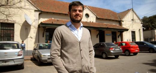Rodrigo Alvarez quiere ser intendente de Hurlingham
