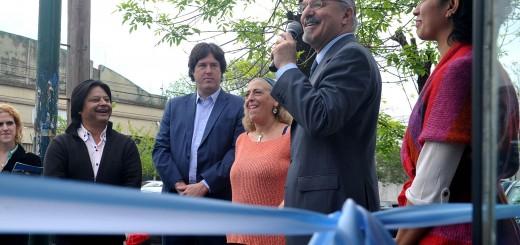 Hurlingham inauguró centro de atención ciudadana