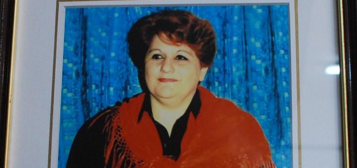 Emotivo homenaje a Silvia Caprara