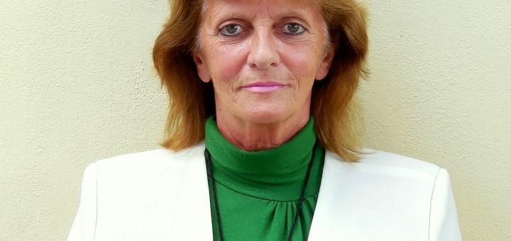 Alicia Saciuk, enfermera despedida del Hospital de Hurlingham