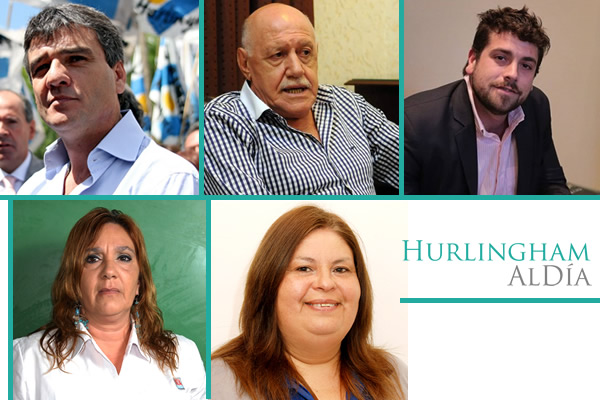 Candidatos a Intendentes de Hurlingham 2015 -1