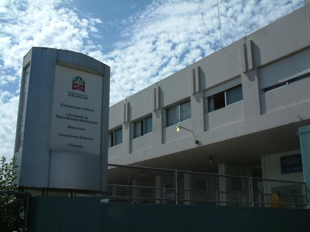 hospital san bernardino de Hurlingham