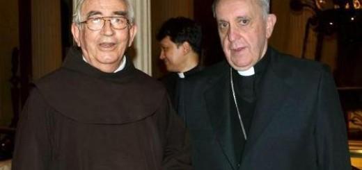 Berislao Ostojic y Jorge Bergoglio