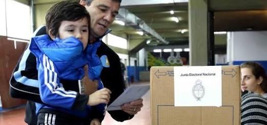 Juan Zabaleta votó en las PASO