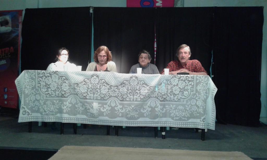 Conferencia de prensa de la Red contra la Violencia Institucional