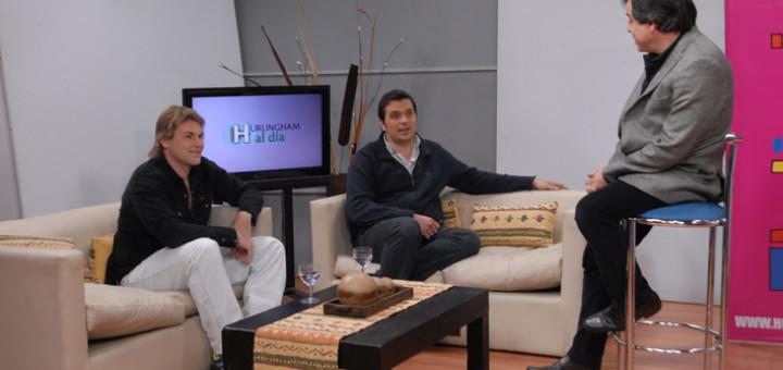 Hurlingham Al Día TV programa 23