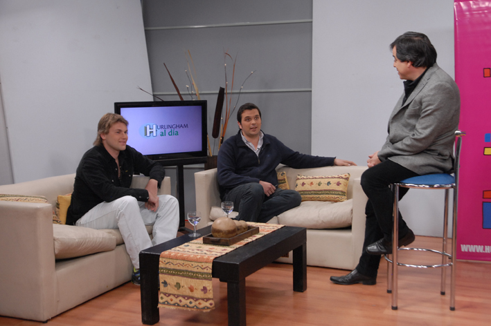 Hurlingham Al Día TV programa 23