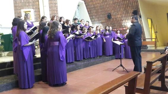 Coro Femenino de la Municipalidad de Hurlingham 2