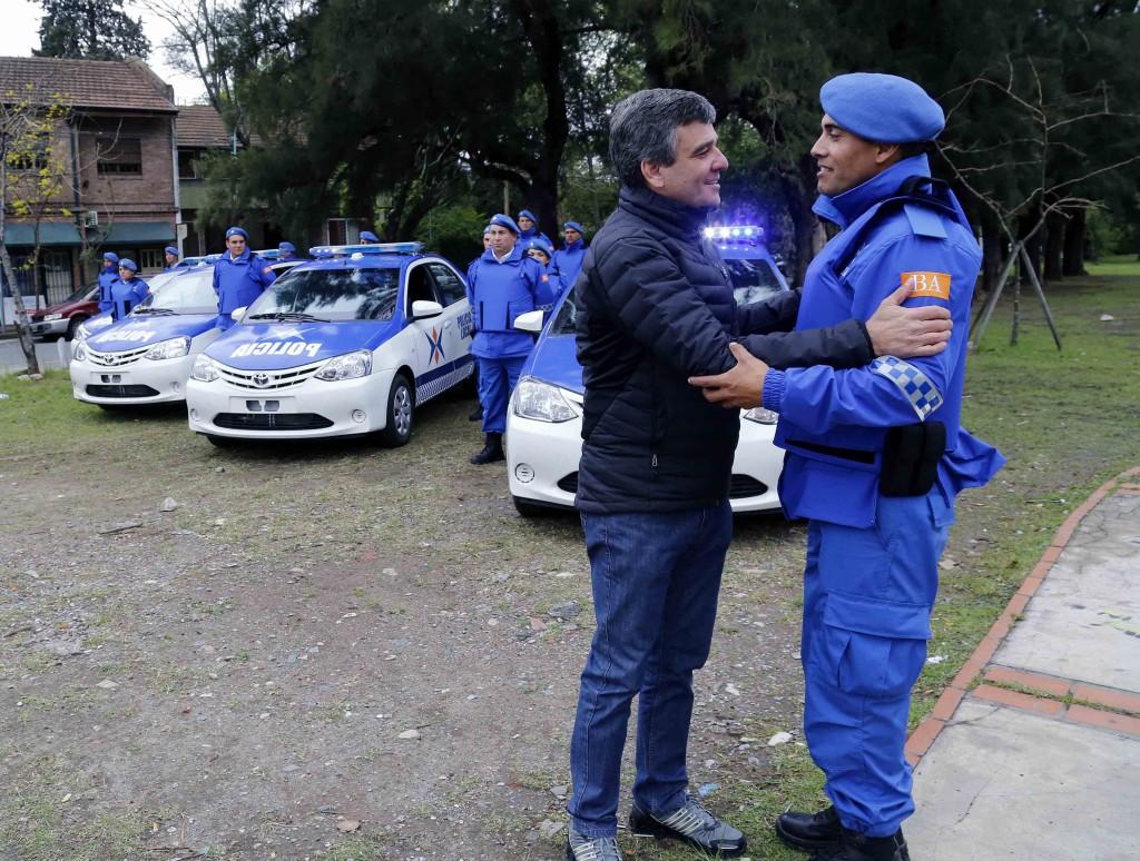 NOTA 1 FOTO policia comunal 2