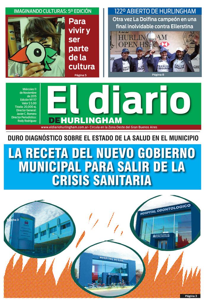 El Diario de Hurlingham 117