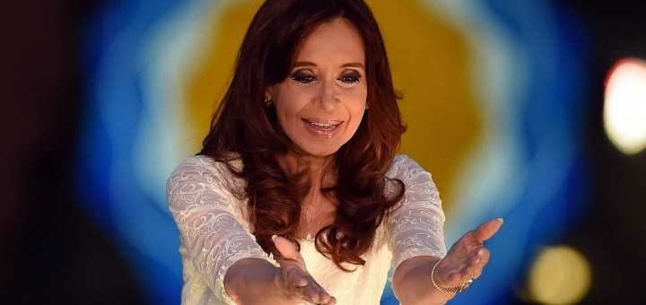 Cristina Fernández despedida