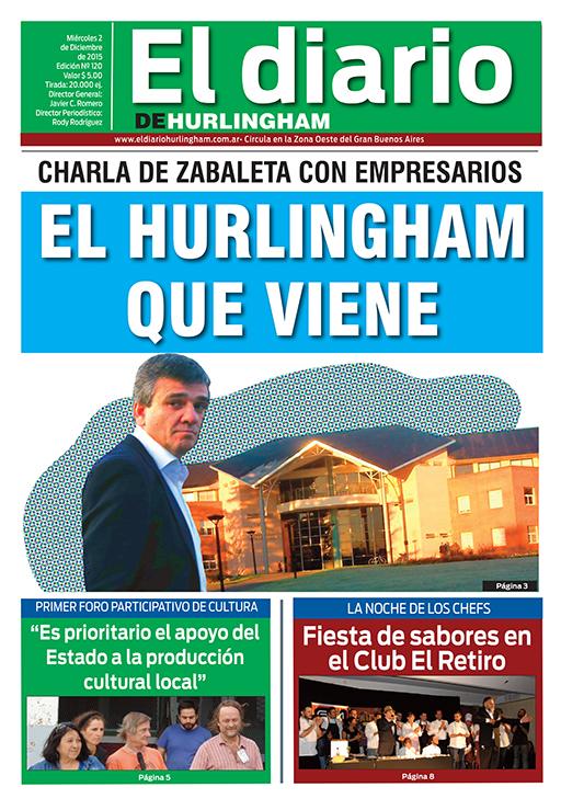 El Diario de Hurlingham 120