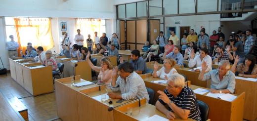 Concejo Deliberante de Hurlingham 2016