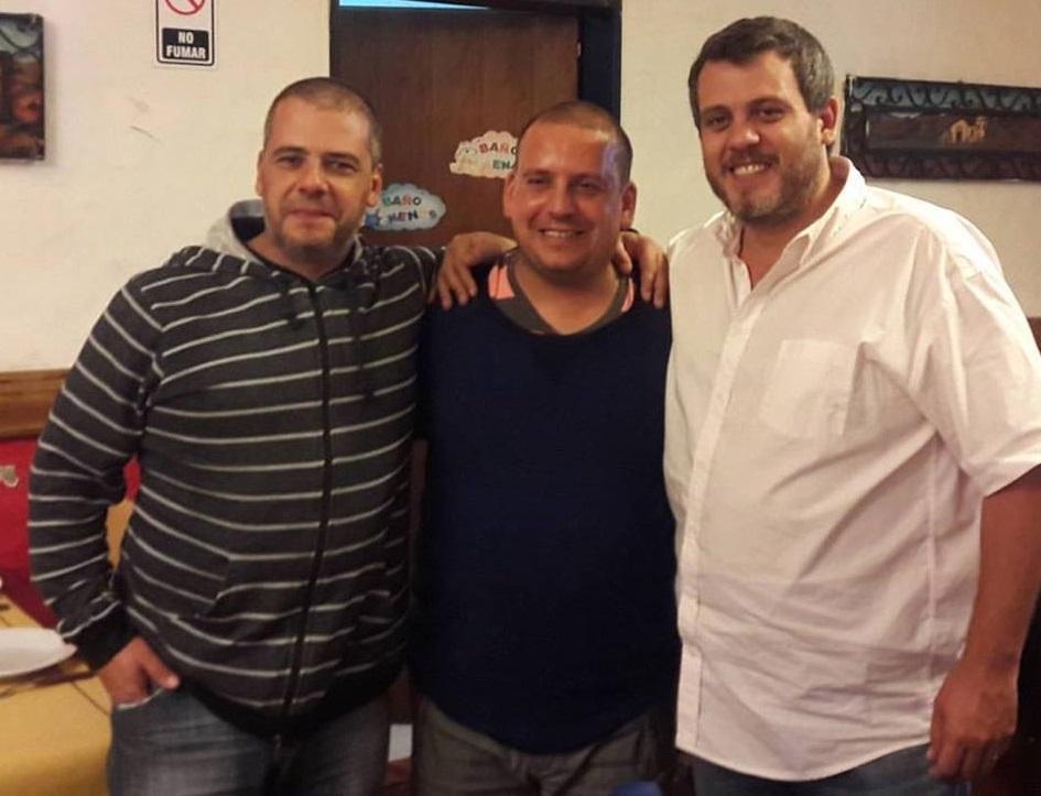 los tres hermanos sandoval
