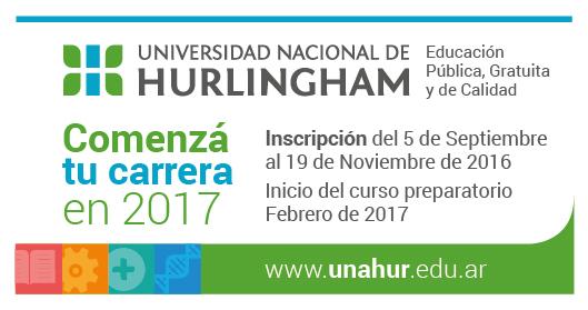 UNAHUR_HURLINGHAM AL DIA