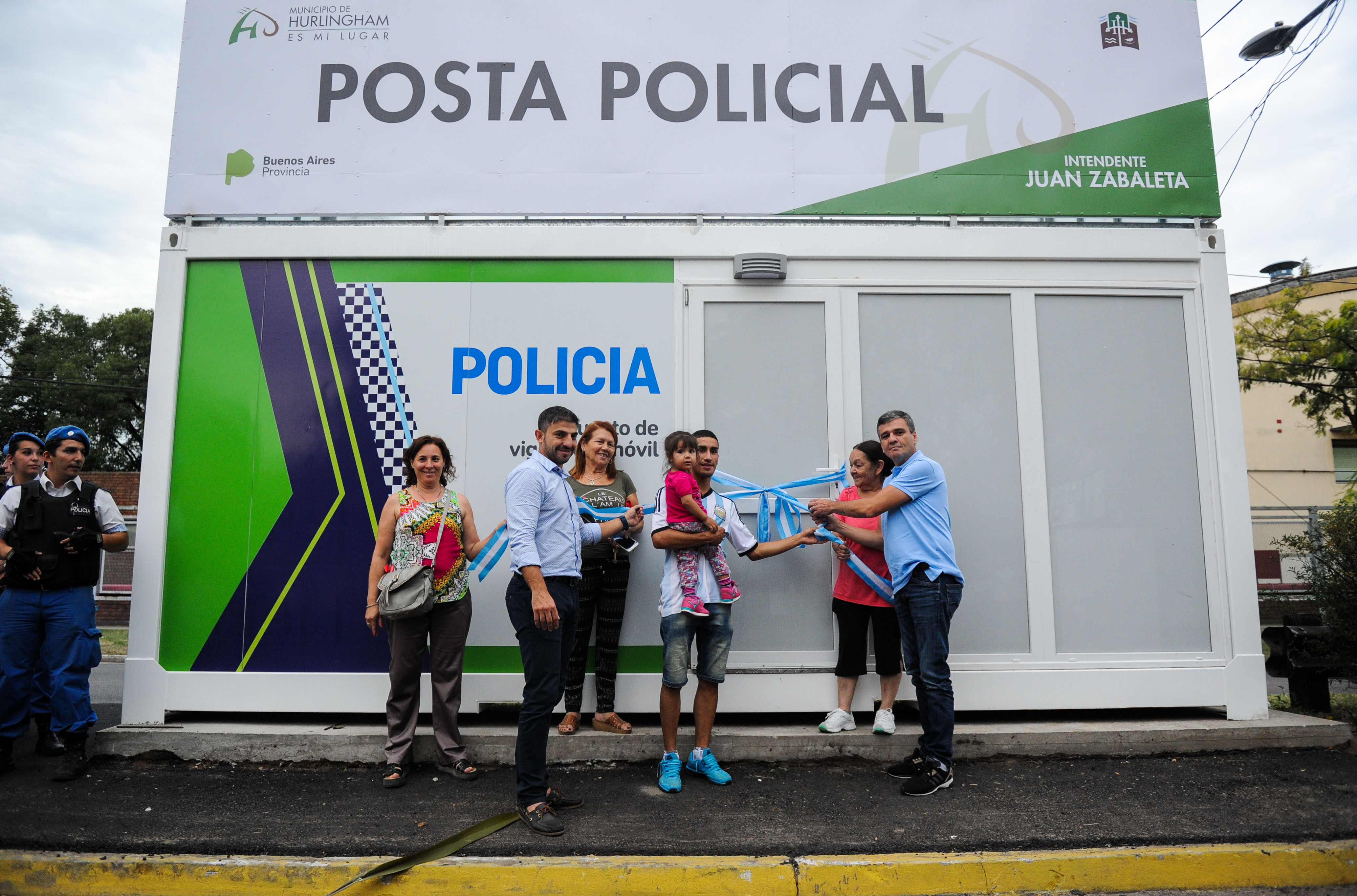 posta policial