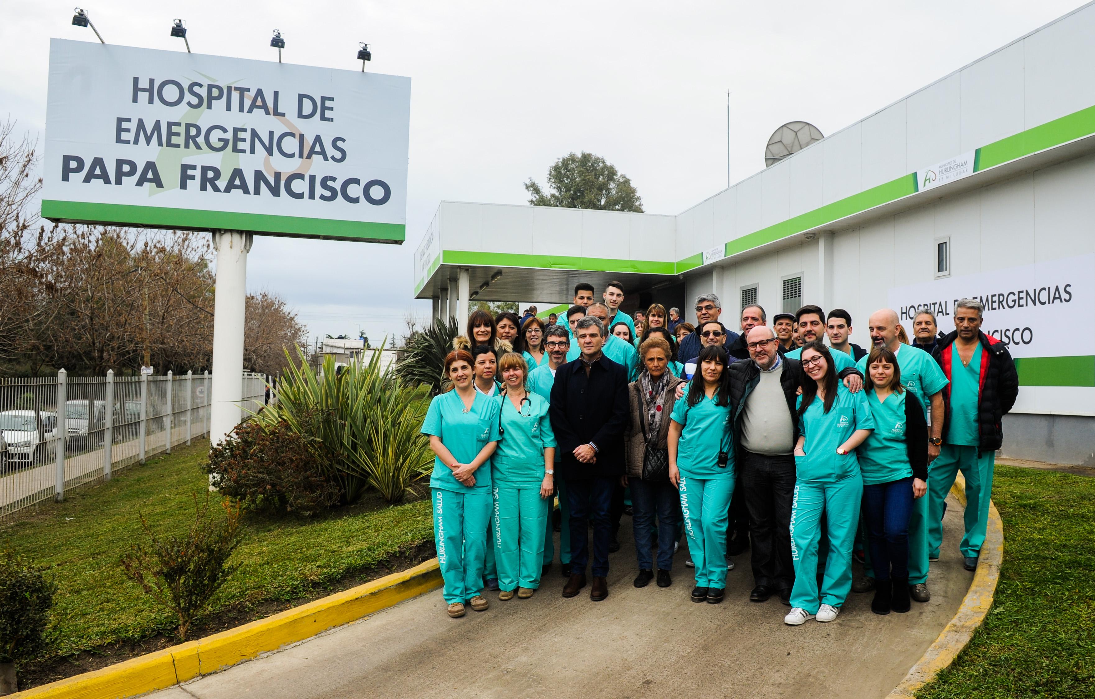Hospital Papa Francisco 2